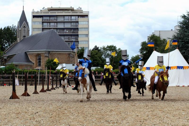 Poney club Vélizy