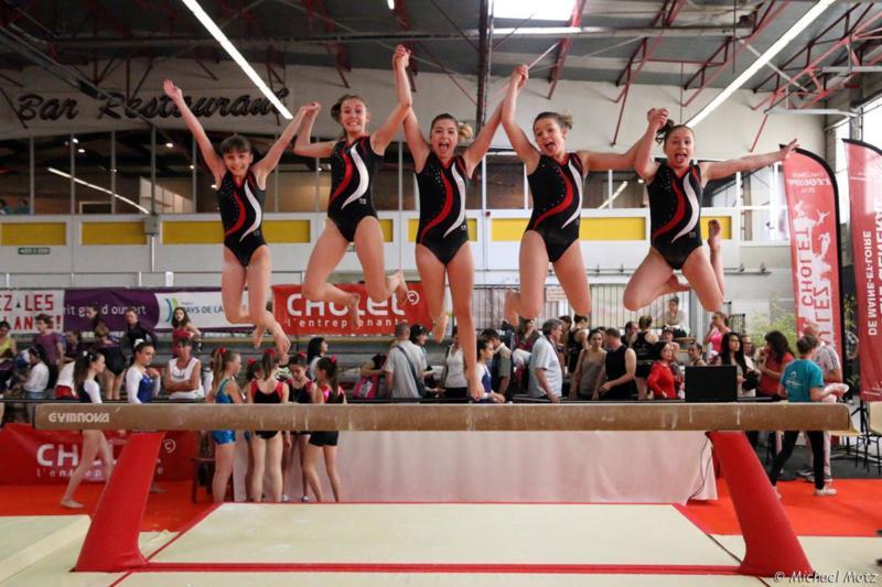 Gymnastique Agrès Vélizy