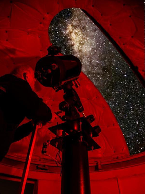 Astronomie CAV